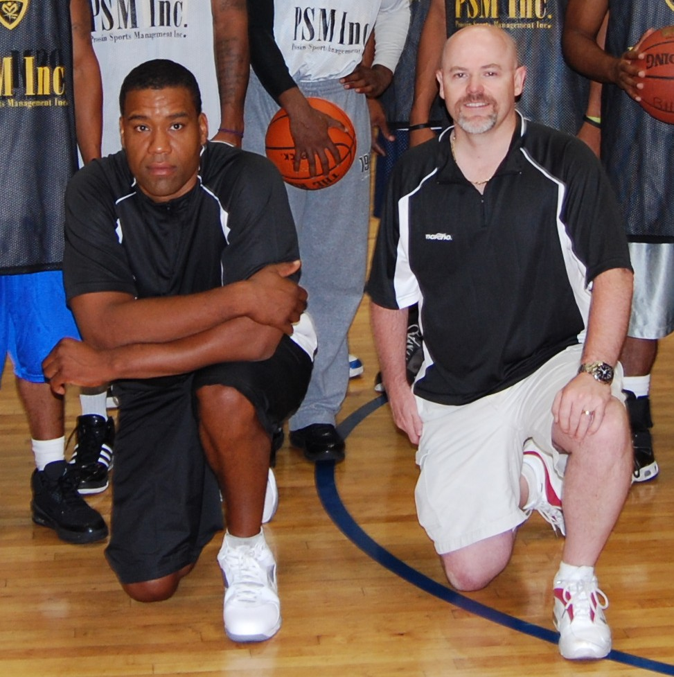 2009 Europe Summer League Las Vegas Coaches