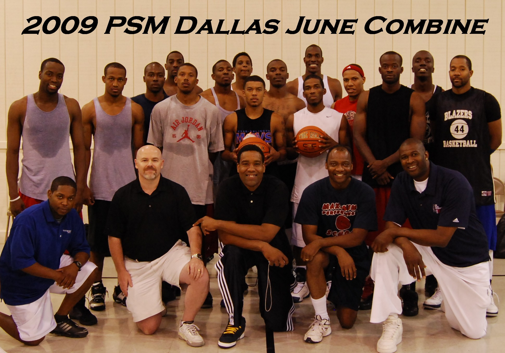 1st Annual 2009 Europe Summer League - Dallas #1