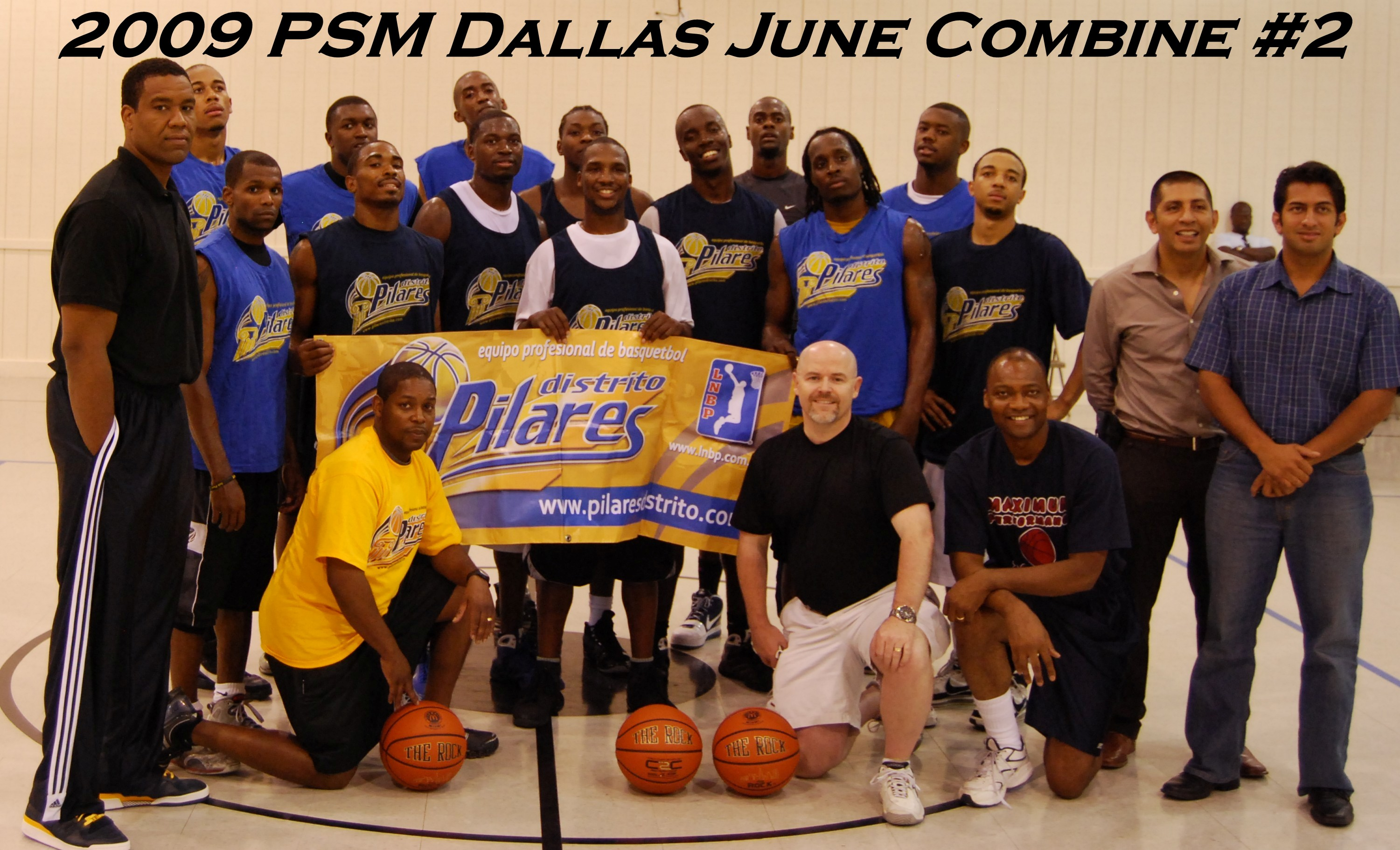 1st Annual 2009 Europe Summer League - Dallas #2