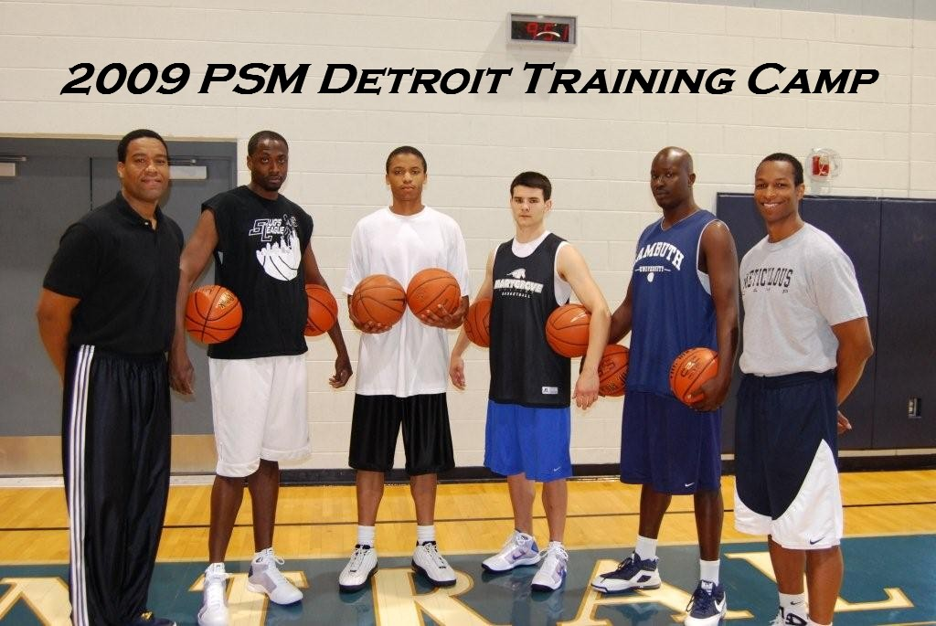 1st Annual Europe Summer League Detroit Training Combine