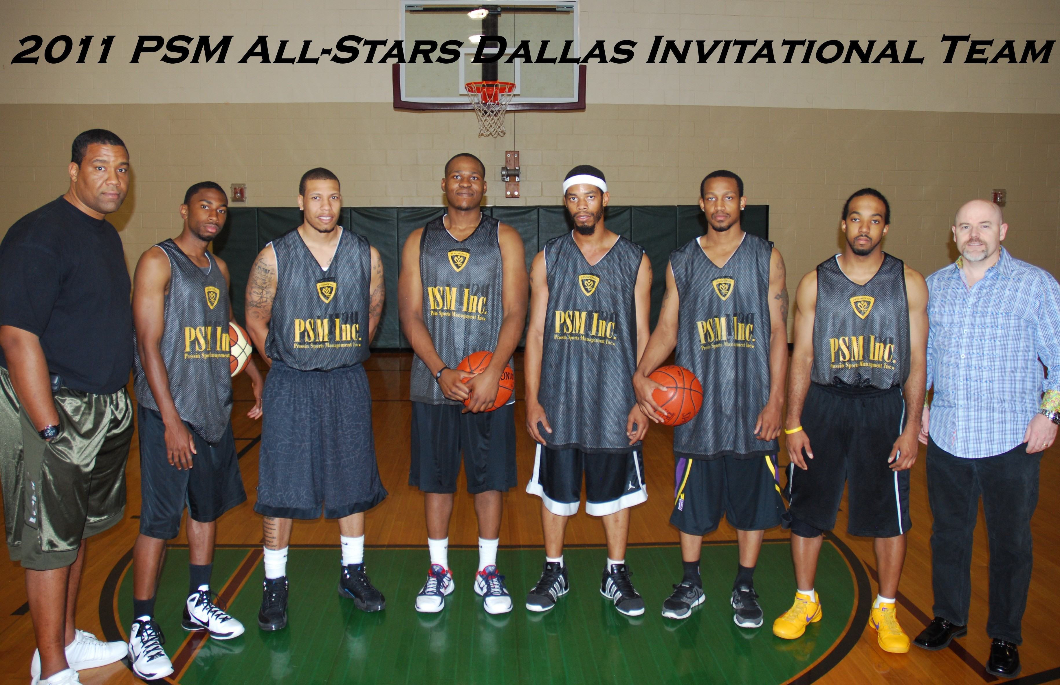 3rd Annual 2011 Europe Summer League PSM All-Stars Team