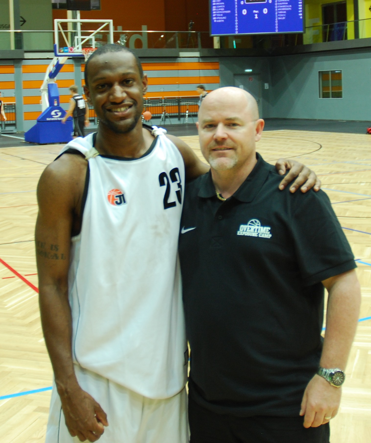 4th Ammual 2012 Europe Summer League Austria