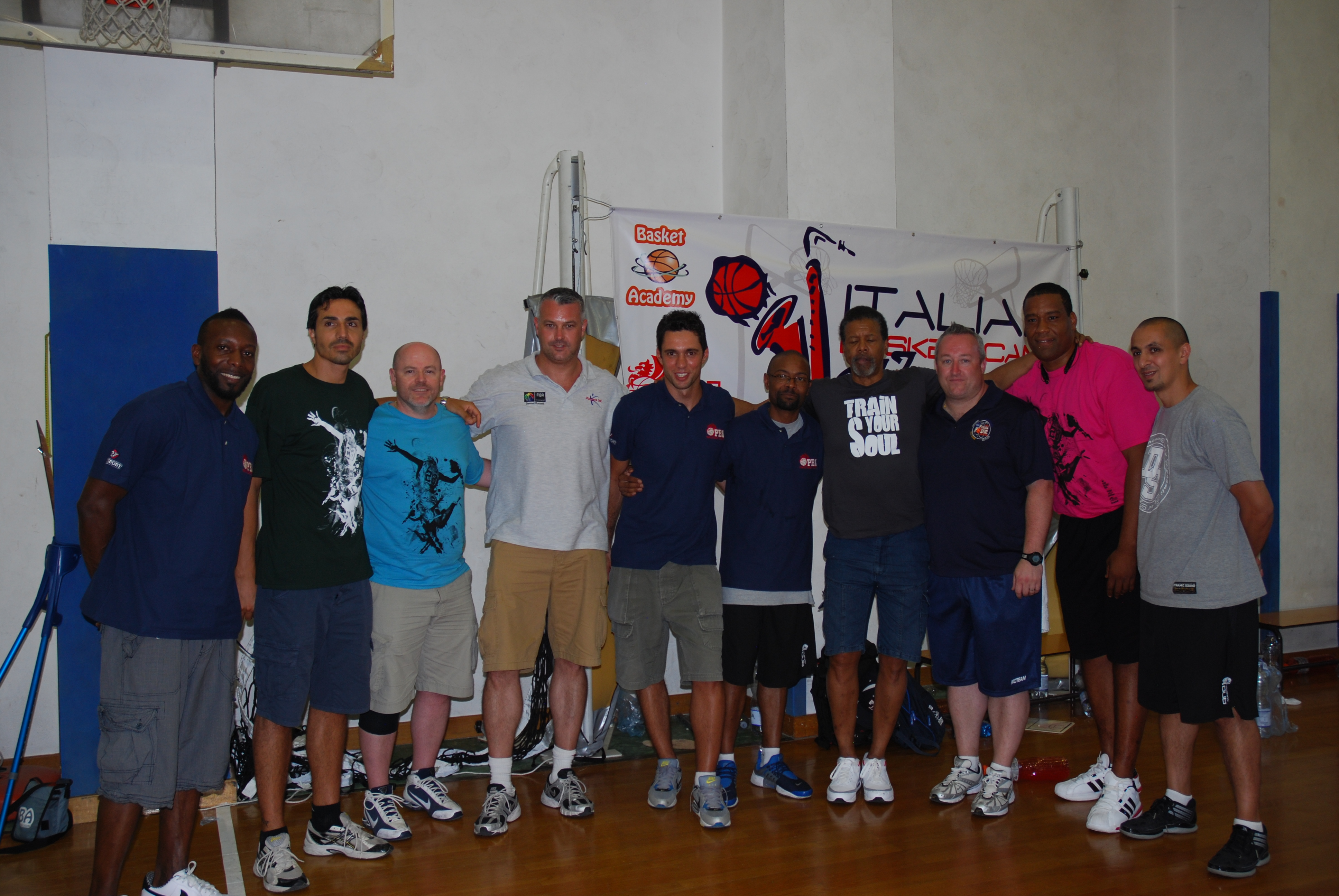 2012 ESL & IBJC Coaches