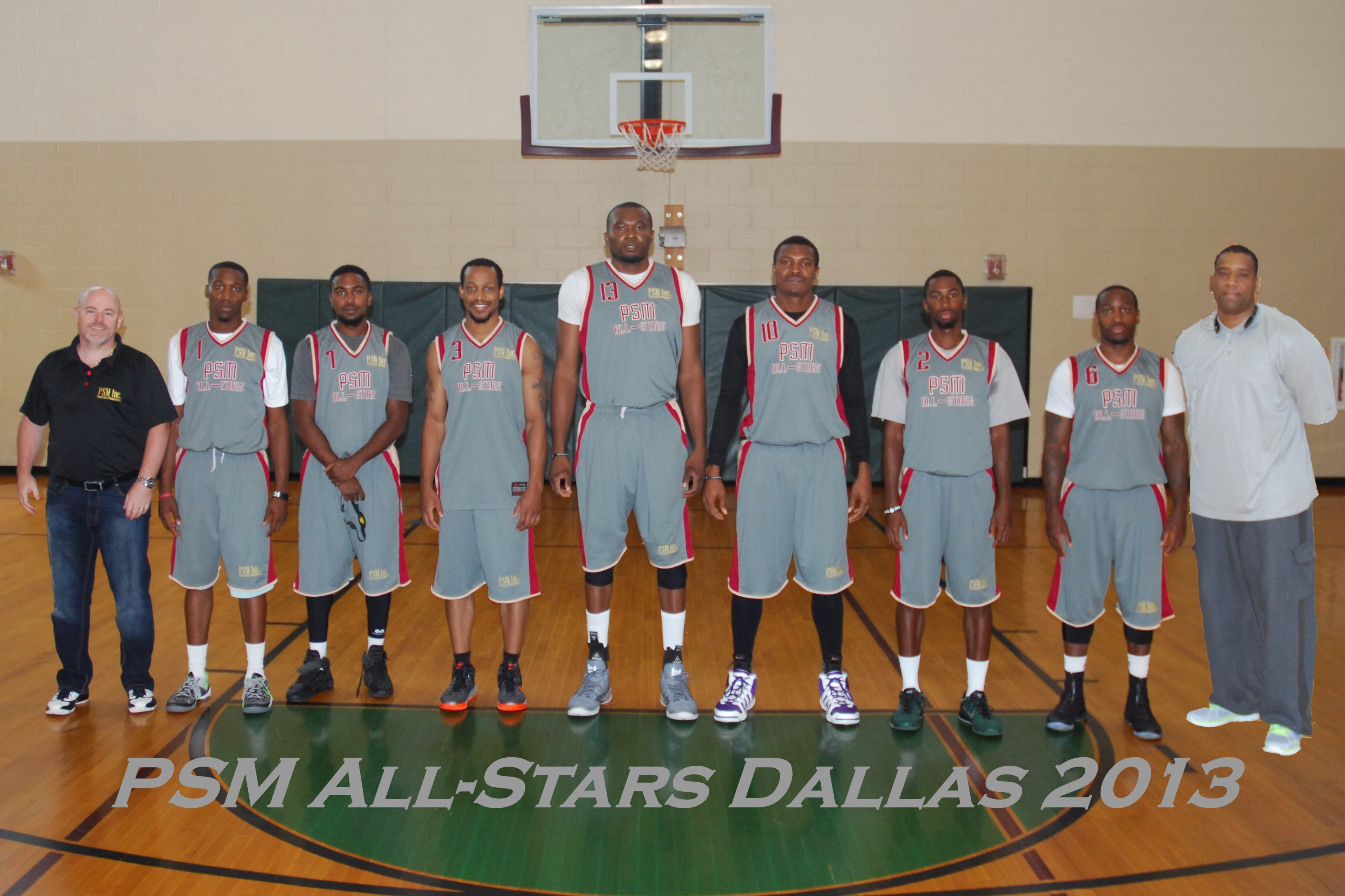 PSM All-Stars Dallas 2013